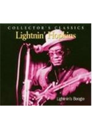 Lightnin' Hopkins - Lightnin's Boogie