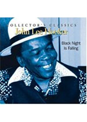 John Lee Hooker - Black Night Is Falling (Music CD)
