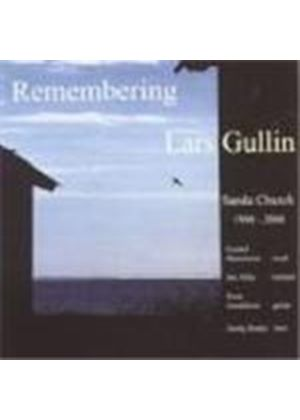Various Artists - Remembering Lars Gullin (Sanda Church 1998-2000/Live)