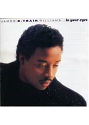 James D Train Williams - In Your Eyes (Music CD)