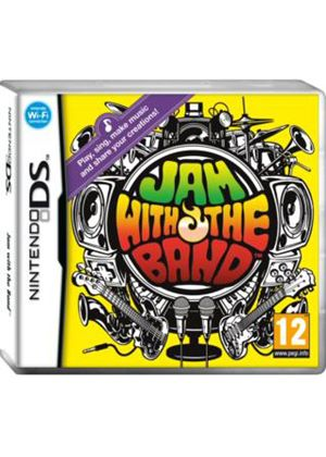 Jam with the Band (Nintendo DS)