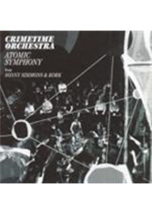 Crimetime Orchestra & Sonny Simmons - Atomic Symphony (Music CD)