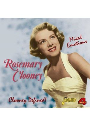 Rosemary Clooney - Mixed Emotions - Clooney Defined (Music CD)