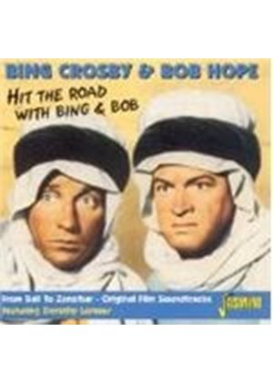 Bing Crosby & Bob Hope - Hit The Road With Bing And Bob