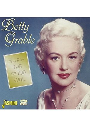 Betty Grable - More From The Pin-Up Girl (Music CD)