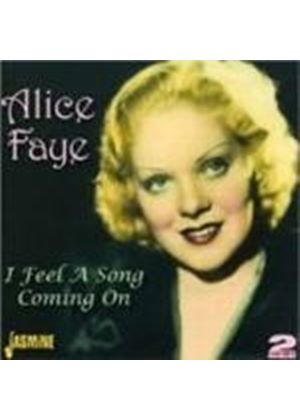 Alice Faye - I Feel A Song Coming On [Remastered]
