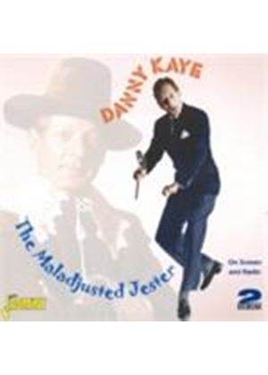 Danny Kaye - The Maladjusted Jester: On Screen And Radio