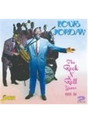 Louis Jordan - Rock 'n' Roll Years 1955-1958, The (Music CD)