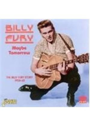 Billy Fury - Maybe Tomorrow - The Billy Fury Story 1958-1960 (Music CD)