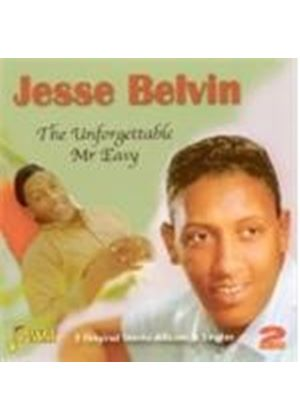 Jesse Belvin - Unforgettable Mr Easy, The (Music CD)