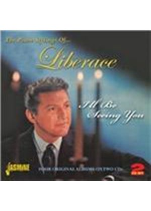 Liberace - I'll Be Seeing You (Live Recording) (Music CD)