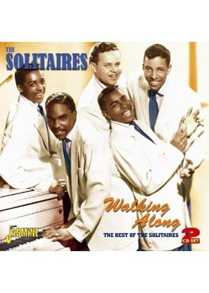 The Solitaires - Walking Along - The Best of The Solitaires (Music CD)