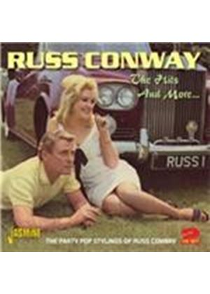 Russ Conway - Hits and More (The Party Pop Stylings of Russ Conway) (Music CD)