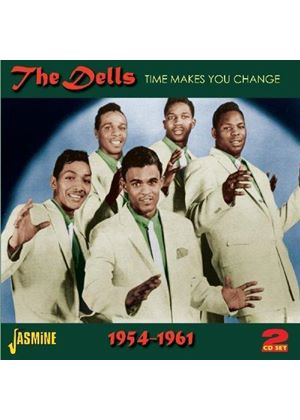 Dells (The) - Time Makes You Change - 1954-1961 (Music CD)