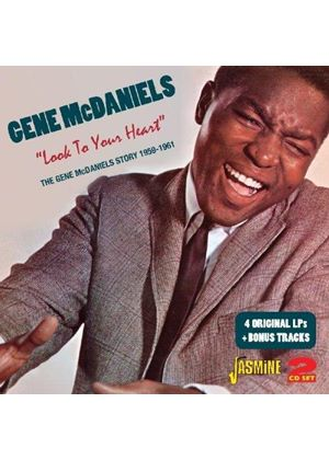 Gene McDaniels - Look to Your Heart (The Gene McDaniels Story 1959-1961) (Music CD)