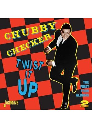 Chubby Checker - Twist It Up (The First Four Albums) (Music CD)