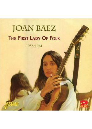 Joan Baez - First Lady of Folk (1958-1961) (Music CD)