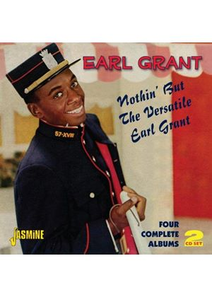 Earl Grant - Nothin' But the Versatile Earl Grant-Four (Music CD)