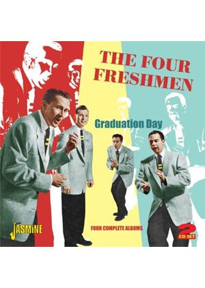 Four Freshmen (The) - Graduation Day (Four Complete Albums) (Music CD)