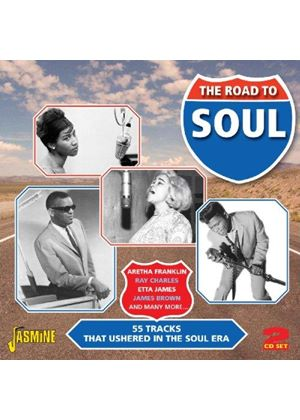 Various Artists - Road To Soul (Music CD)