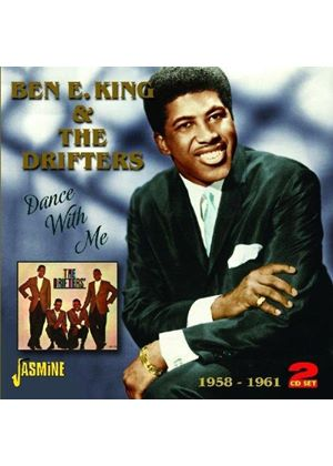 Ben E. King - Dance With Me – 1958-1961 (Music CD)