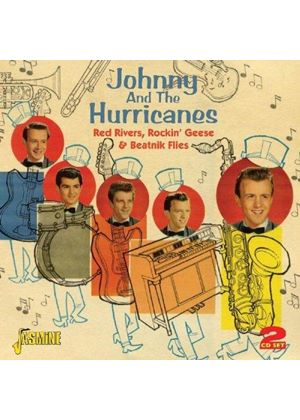 Johnny & the Hurricanes - Red Rivers, Rockin' Geese & Beatnik Flies (Music CD)