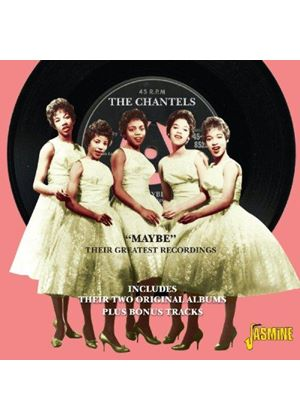 Chantels (The) - Maybe Their Greatest Recordings (Music CD)