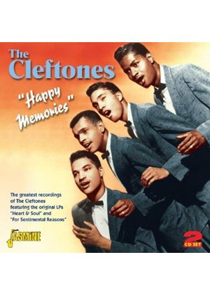 Cleftones (The) - Happy Memories (The Greatest Recordings of the Cleftones) (Music CD)
