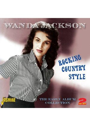 Wanda Jackson - Rocking Country Style (Early Album Collection) (Music CD)