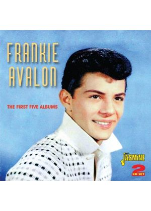Frankie Avalon - First Five Albums (Music CD)