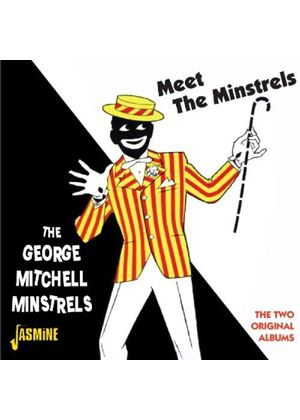 George Mitchell - Meet The Minstrels (The Two Original Albums) (Music CD)