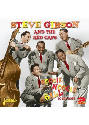 Five Red Caps - Boogie Woogie Ball 1943-1955 (Music CD)