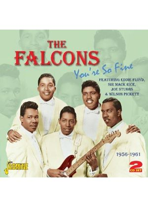 Falcons (The) - You're So Fine (1956-1961) (Music CD)