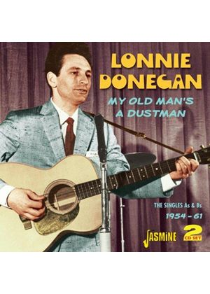 Lonnie Donegan - My Old Man's a Dustman (The Singles A's & B's 1954-1961) (Music CD)