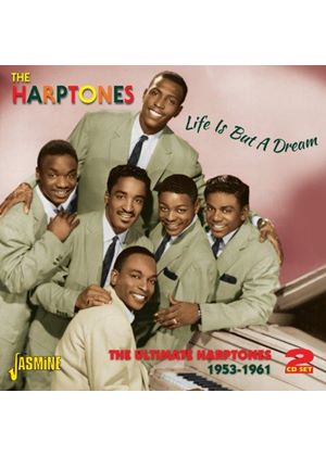 Harptones (The) - Life is But a Dream (The Ultimate Harptones 1953-1961) (Music CD)