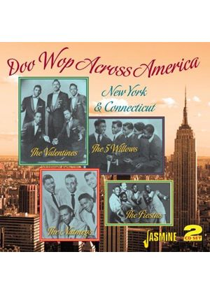 Various Artists - Doo Wop Across America (New York & Connecticut) (Music CD)