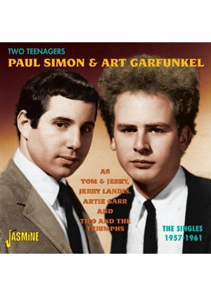 Art Garfunkel - Two Teenagers (The Singles 1957-1961) (Music CD)