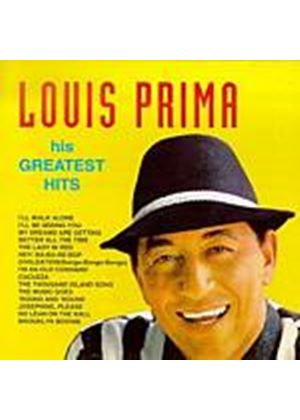 Louis Prima - His Greatest Hits (Music CD)