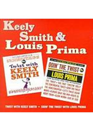 Keely Smith And Louis Prima - Twist With Keely Smith/Doin (Music CD)