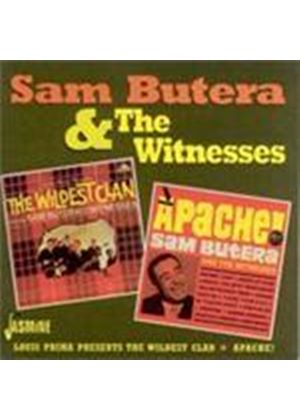 Sam Butera - Louis Prima Presents (Music CD)