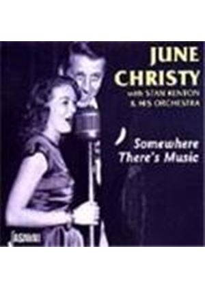 June Christy - Somewhere There's Music