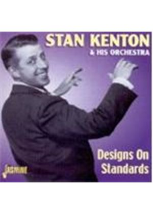 Stan Kenton Orchestra (The) - Designs On Standards