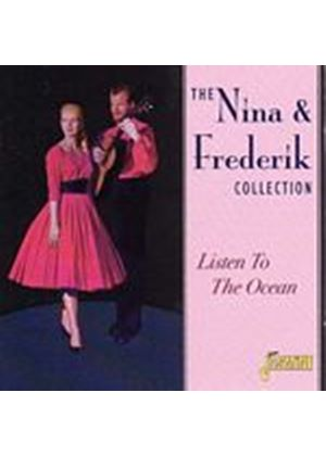 Nina And Frederik - Listen To The Ocean (Music CD)