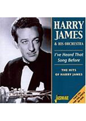 Harry James And His Orchestra - Hits Of Harry James (Music CD)