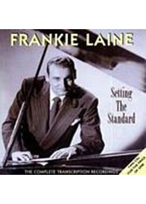Frankie Laine - Setting The Standard: Transcriptions (Music CD)
