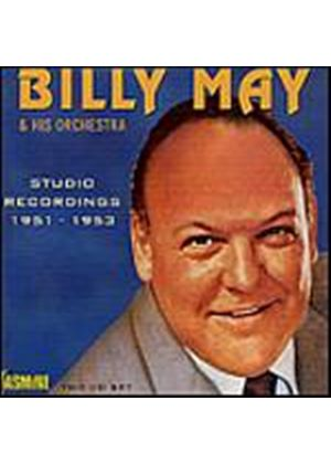Billy May And His Orchestra - Studio Recordings 1951 - 1953 (Music CD)