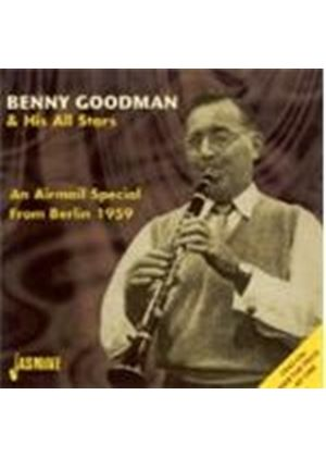 Benny Goodman & His All Stars - Airmail Special From Berlin 1959, An