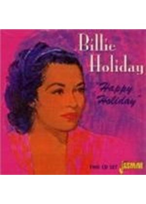 Billie Holiday - Happy Holiday