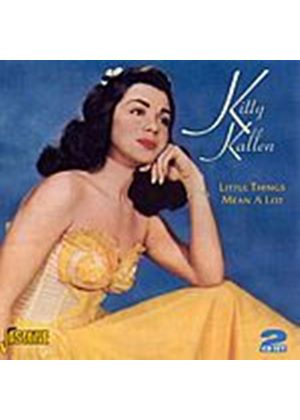 Kitty Kallen - Little Things Mean A Lot (Music CD)
