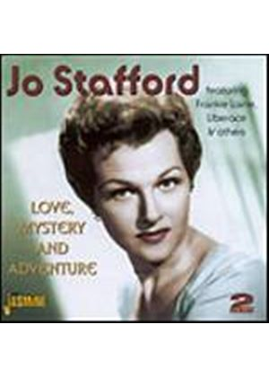 Jo Stafford - Love, Mystery And Adventure (Music CD)